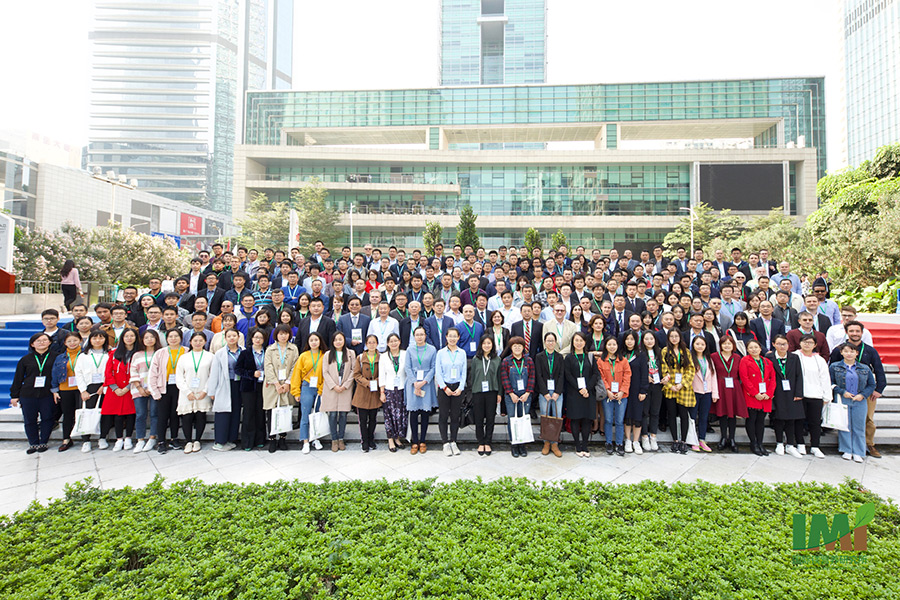 The participants of the 3rd International Symposium on Magnesium, that was held from 25-28 November 2018 in Guangzhou, China. (Photo: IMI)