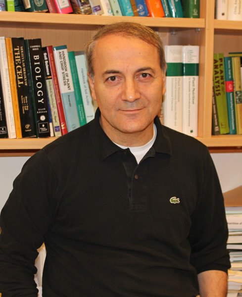 Winner of the Georg Forster Research Award: Prof. Dr. Ismail Cakmak. (Photo: Cakmak)