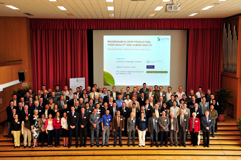 1st International Symposium on Magnesium 2012. (Photo: Herwig)